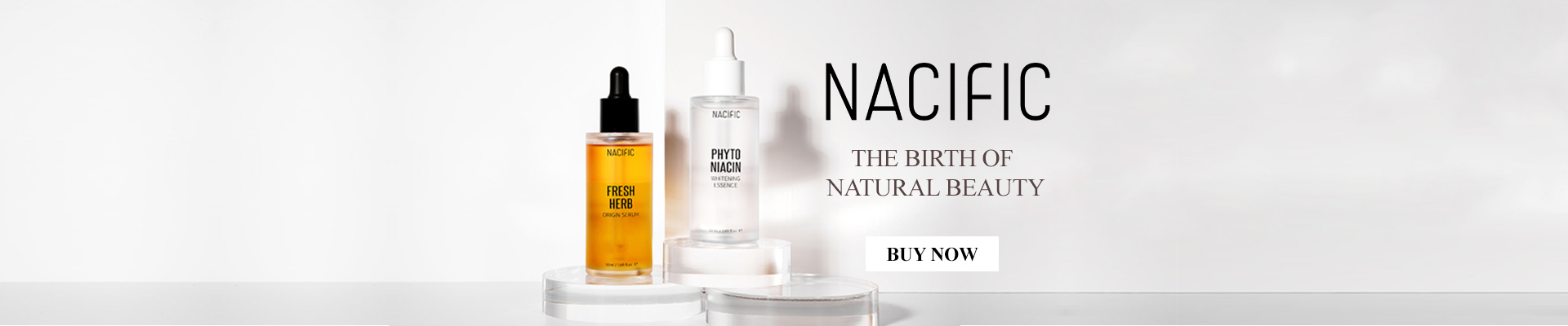 NACIFIC, the birth of natural beauty