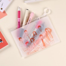 A-TEEN X motemote A-TEEN PVC POUCH